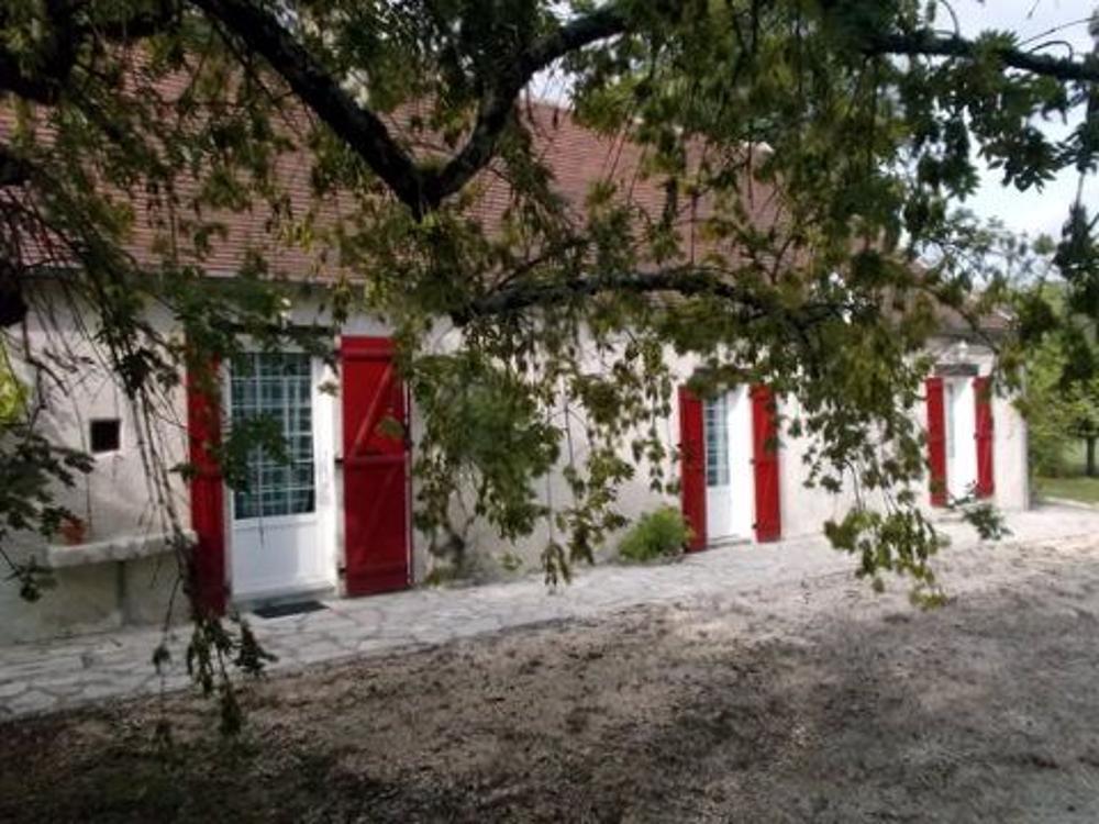 Thenon Dordogne Haus Bild 3445480