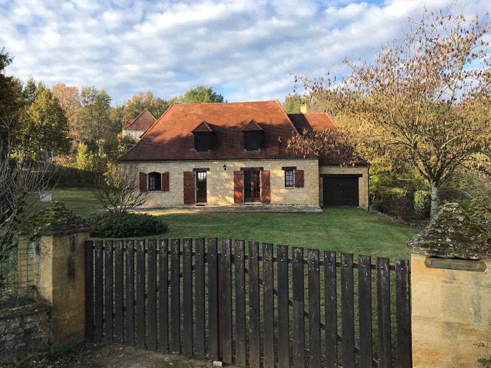 Domme Dordogne Haus Bild 3443912