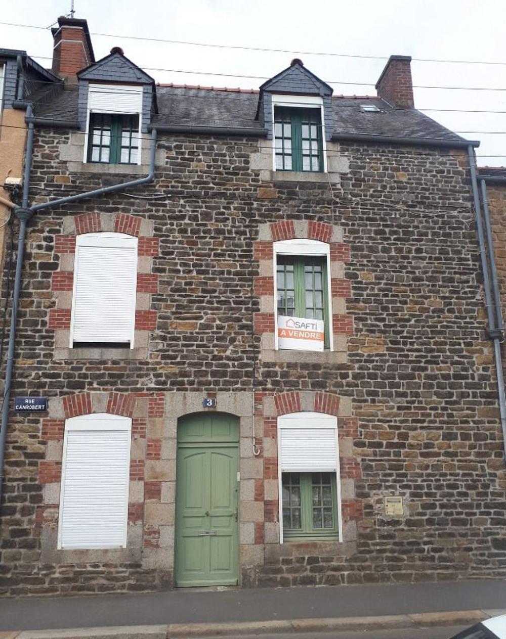 Fougères Ille-et-Vilaine Haus Bild 3456753