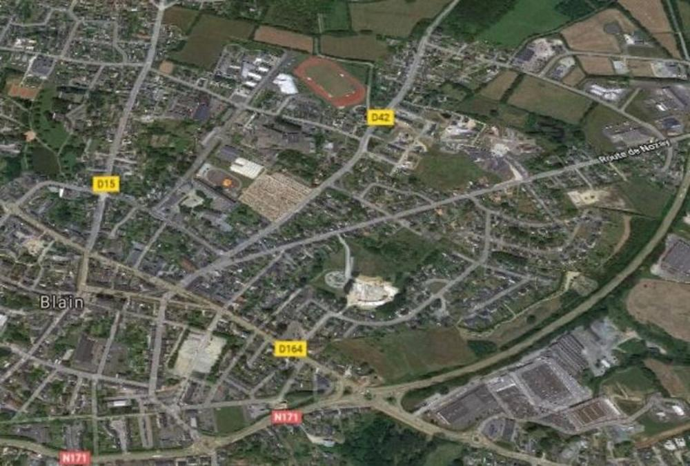 Blain Loire-Atlantique Grundstück Bild 3462006
