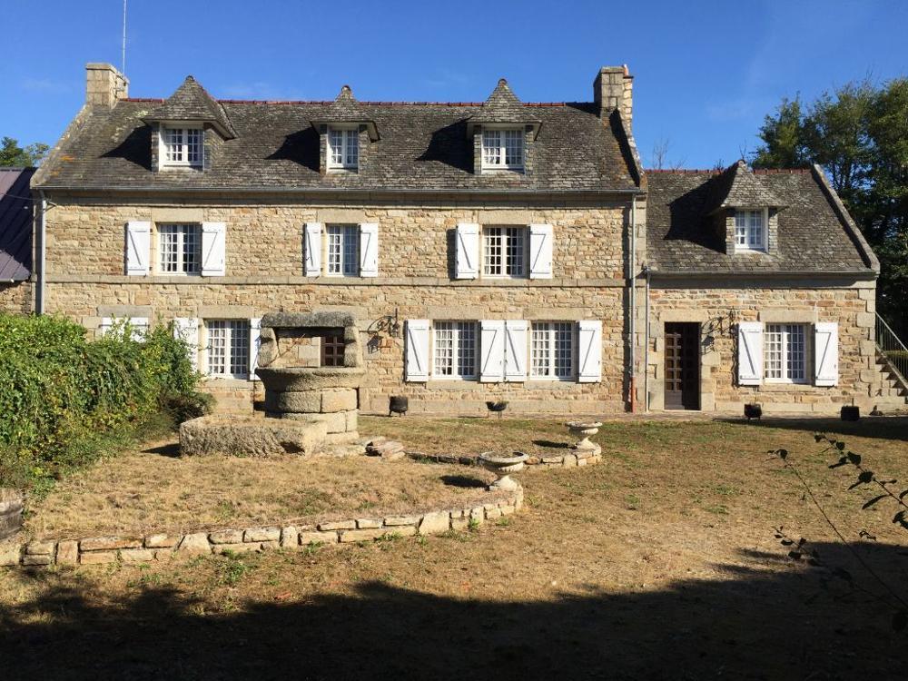 Trégunc Finistère Haus Bild 3445364