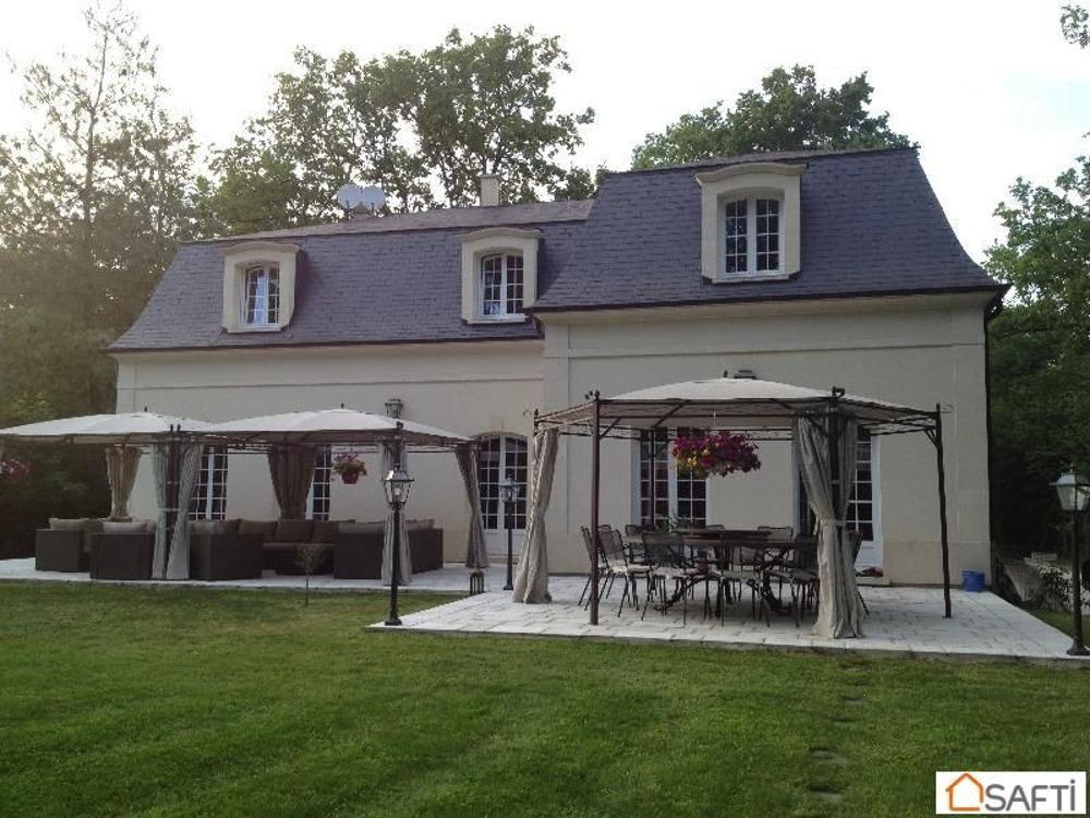 Lamorlaye Oise Haus Bild 3463668