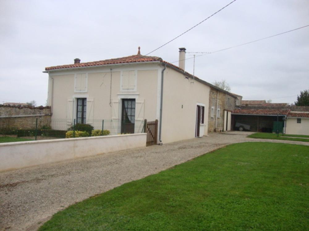 La Croix-Comtesse Charente-Maritime maison photo 3472276
