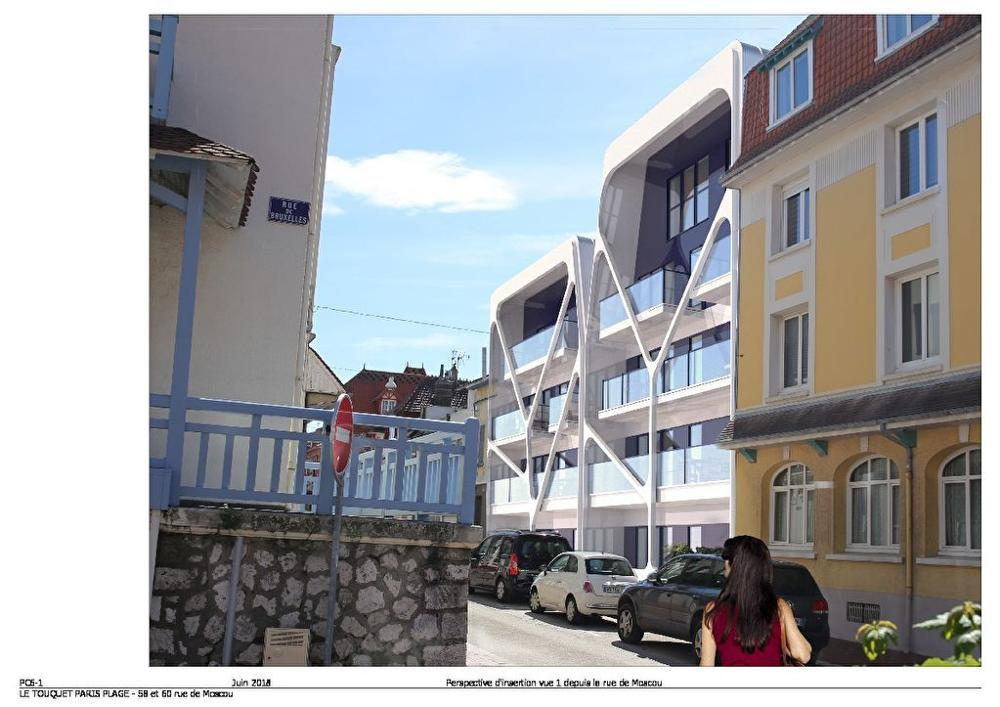 Le Touquet-Paris-Plage Pas-de-Calais Apartment Bild 3444604