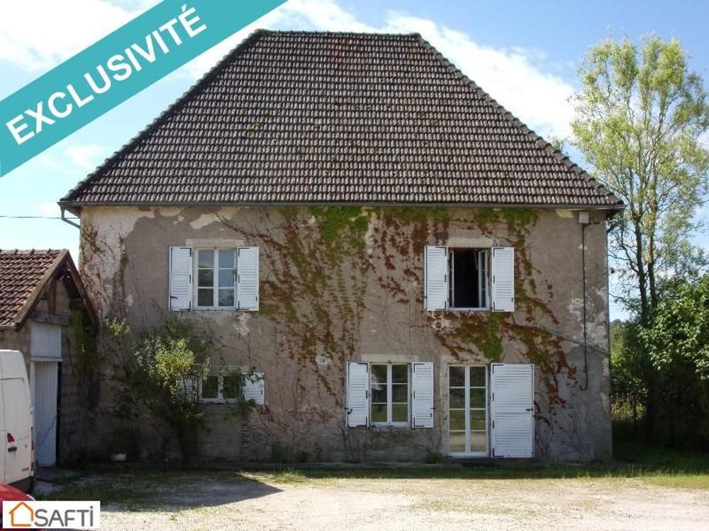 Jussey Haute-Saône Haus Bild 3464529