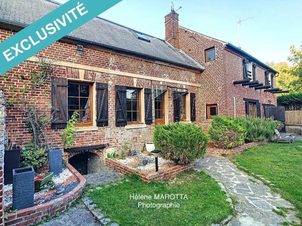 Andeville Oise Haus Bild 3458533