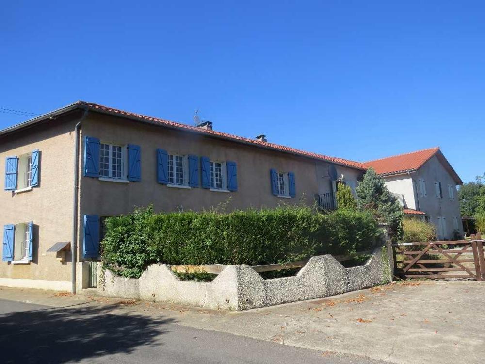 Villembits Hautes-Pyrénées dorpshuis foto 3481177