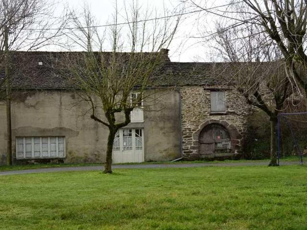 Sauveterre-de-Rouergue Aveyron schuur foto 3480951