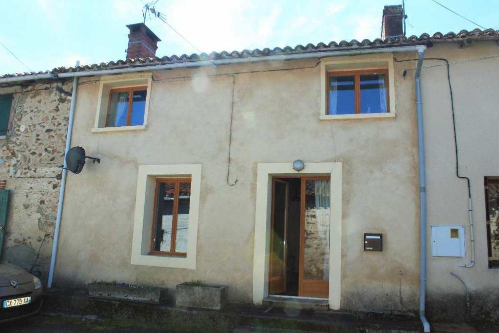 Luchapt Vienne Haus Bild 3480986