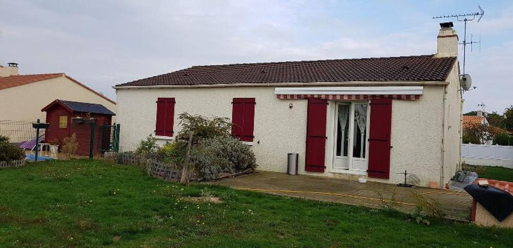 La Genétouze Vendée Haus Bild 3458345