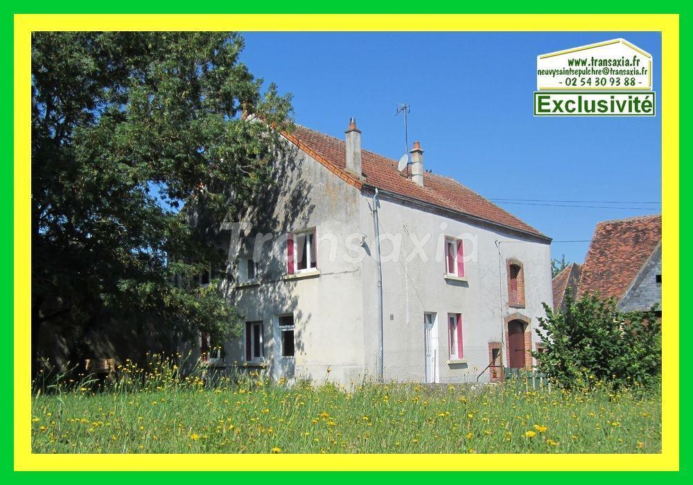 Neuvy-Saint-Sépulchre Indre Haus Bild 3435618