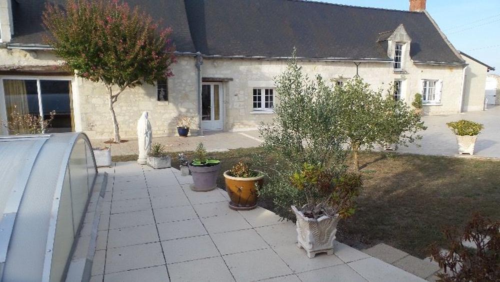 Bourgueil Indre-et-Loire Haus Bild 3457057
