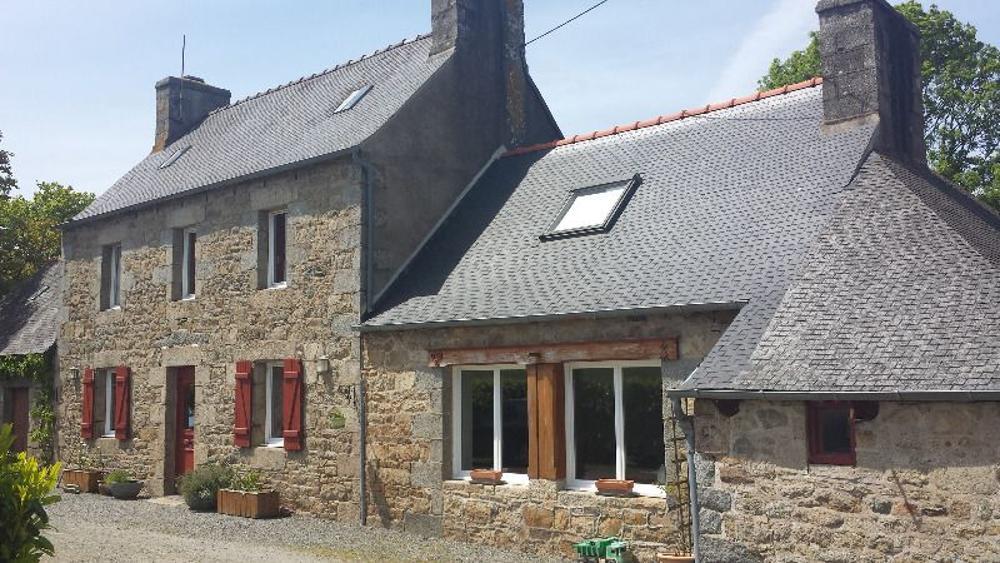 Plouaret Côtes-d'Armor Haus Bild 3464954