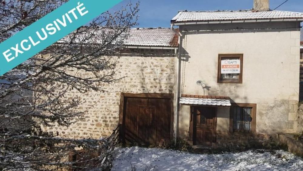 Valcivières Puy-de-Dôme Haus Bild 3467615