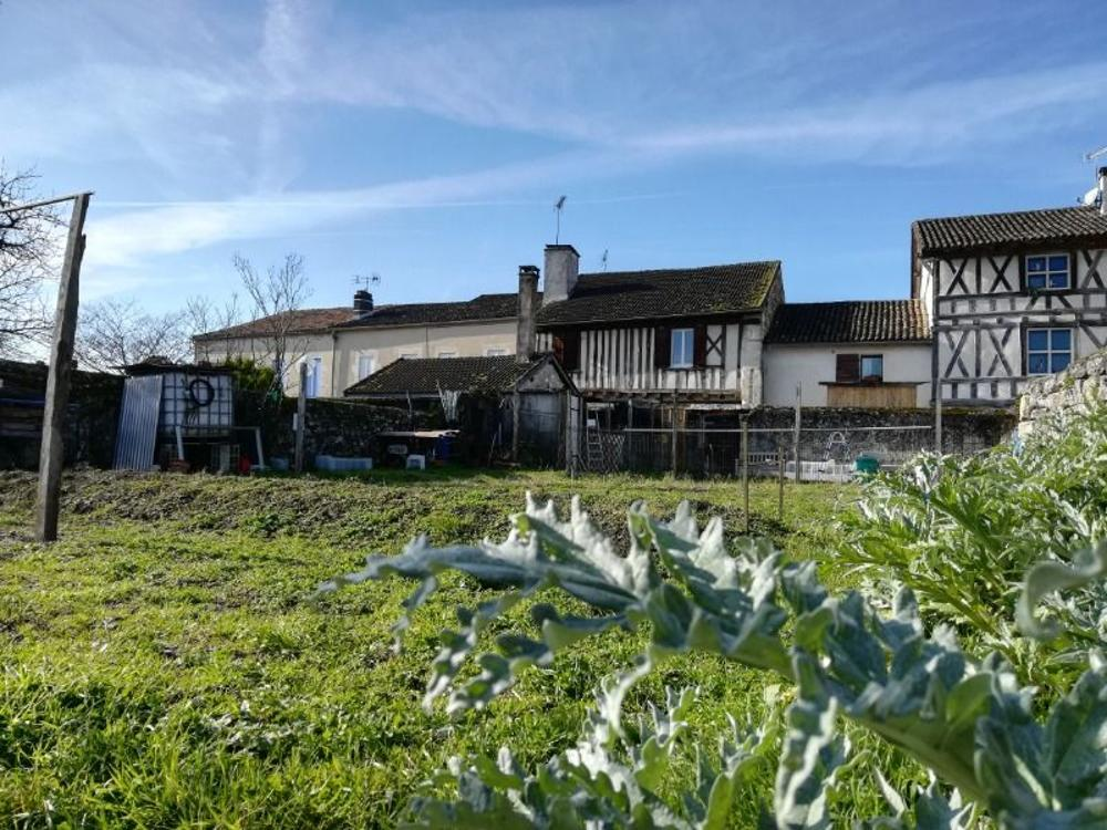 La Sauvetat-du-Dropt Lot-et-Garonne Haus Bild 3457814