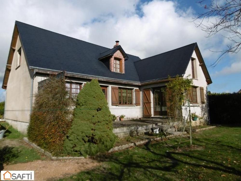 Arrou Eure-et-Loir Haus Bild 3459105