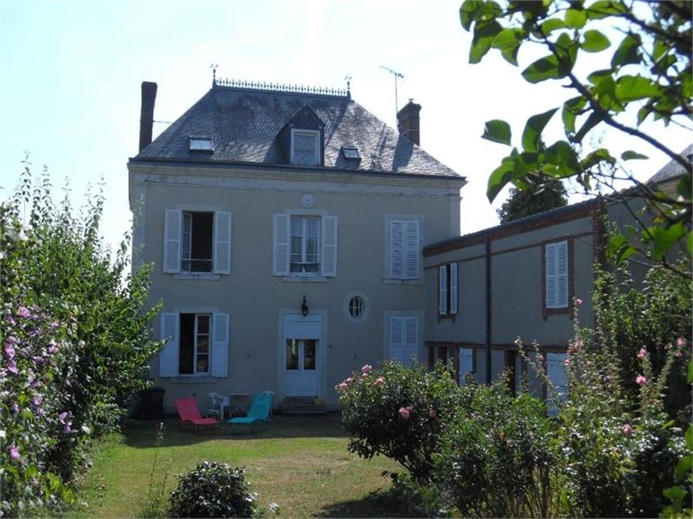 Nogent-le-Rotrou Eure-et-Loir maison bourgeoise foto 3515057