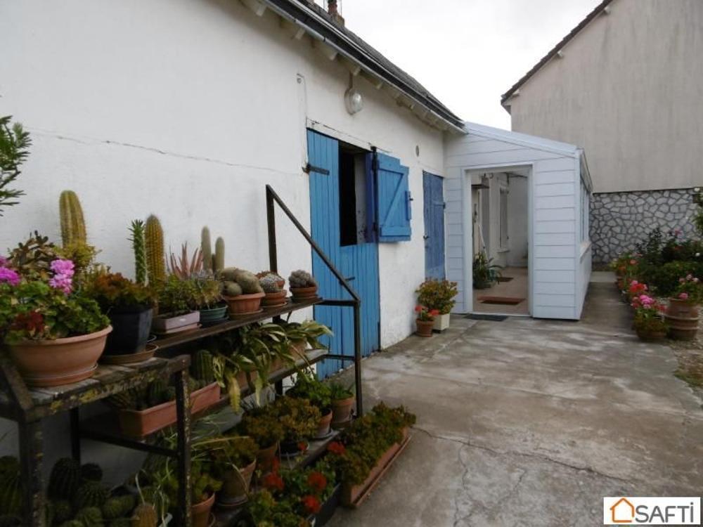 Arrou Eure-et-Loir Haus Bild 3457093