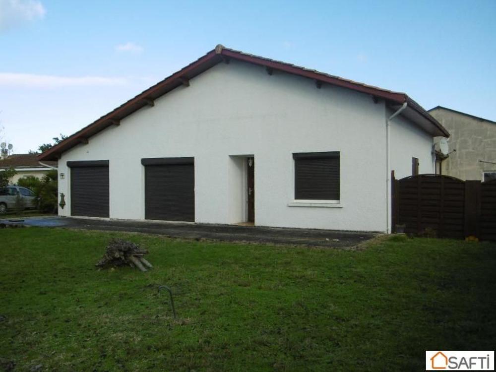 Lesparre-Médoc Gironde Haus Bild 3461628