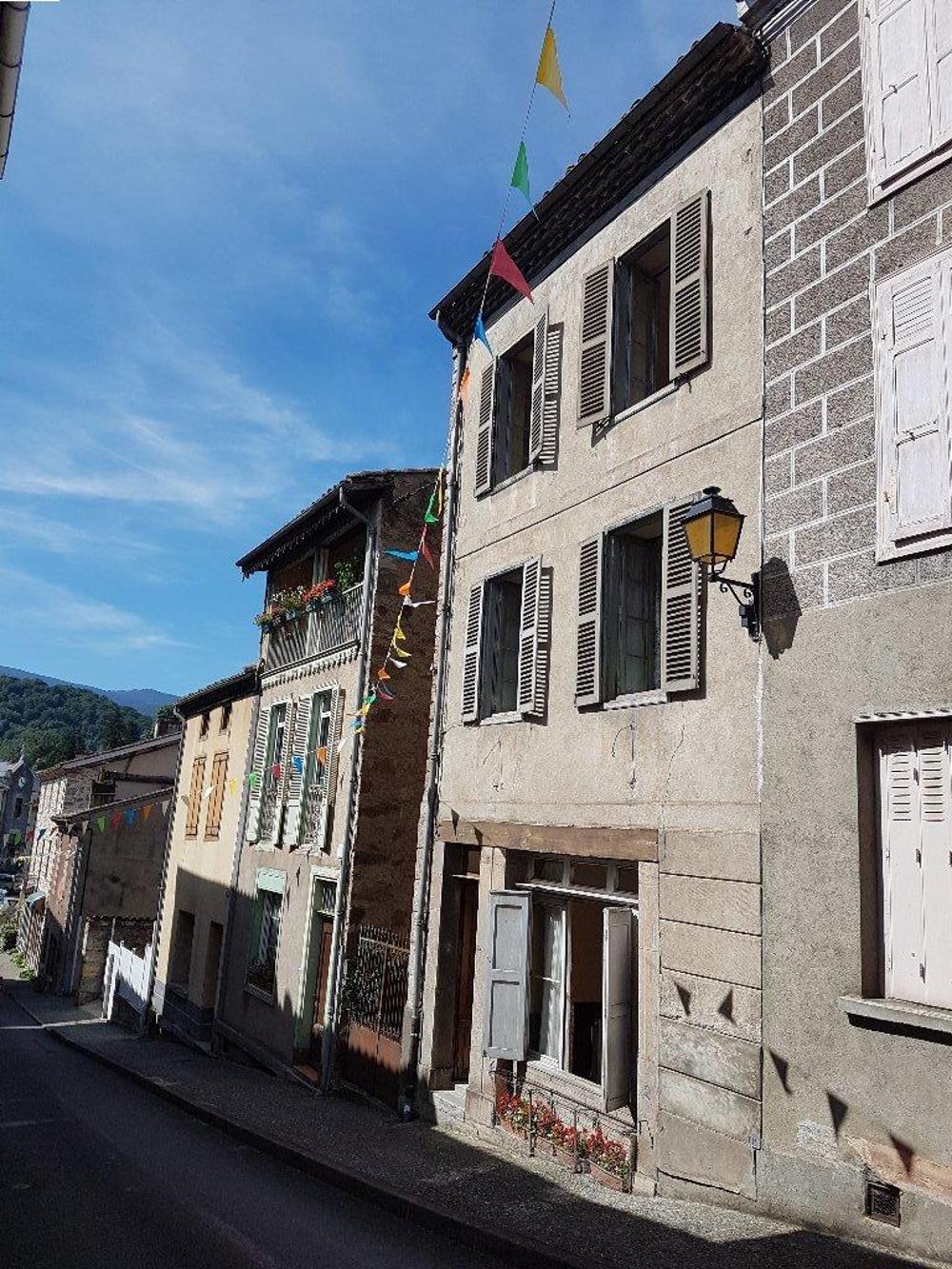 La Bastide-de-Sérou Ariège dorpshuis foto 3481657