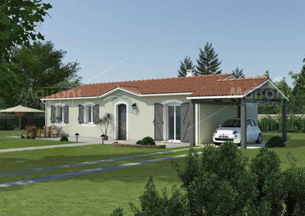 Labastidette Haute-Garonne Grundstück Bild 3471653