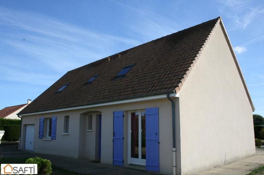 Beaumont-sur-Sarthe Sarthe Haus Bild 3457456