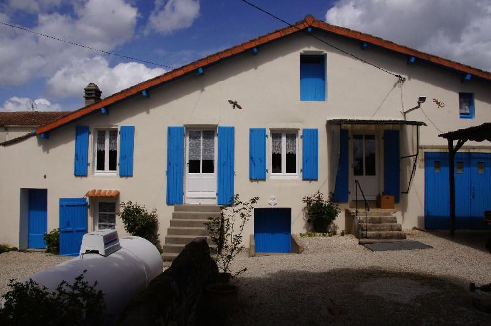 Luxé Charente huis foto 3456758