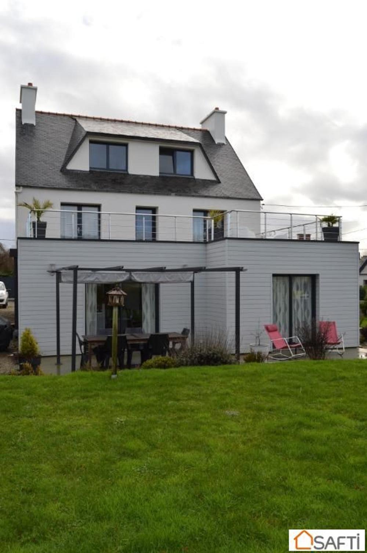 Plouigneau Finistère Haus Bild 3465422