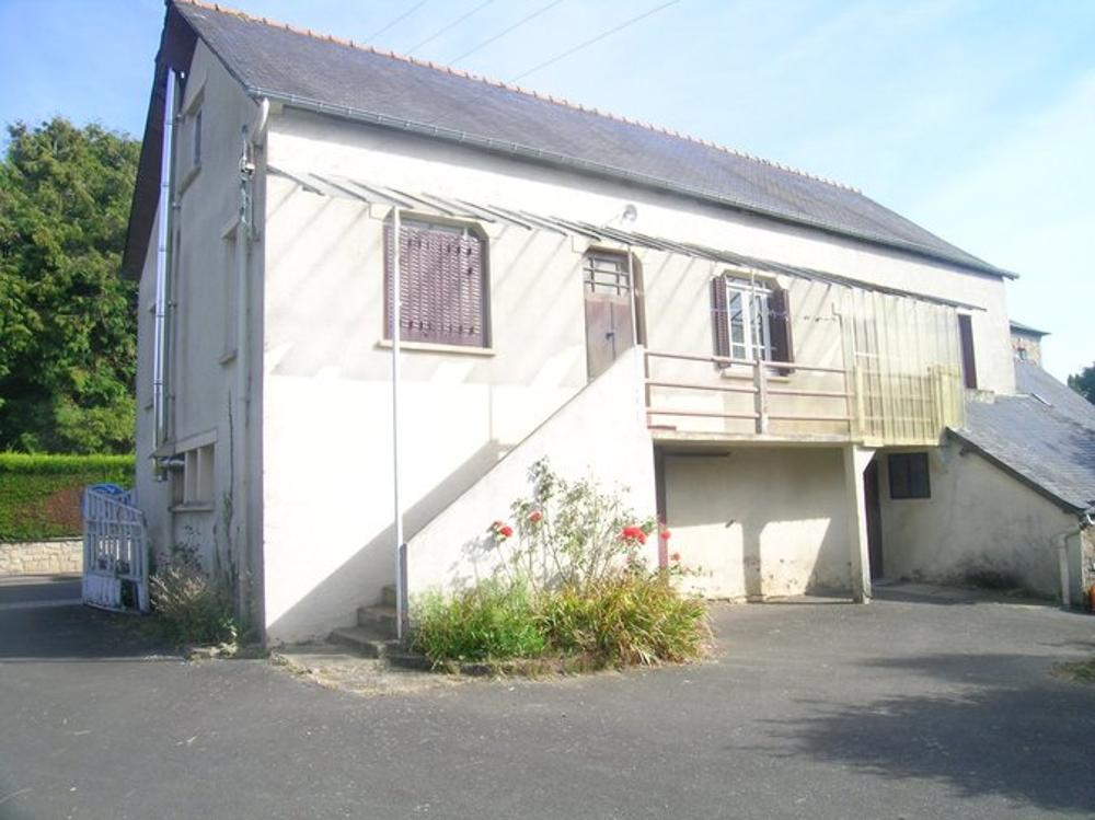 Fougères Ille-et-Vilaine Haus Bild 3472666