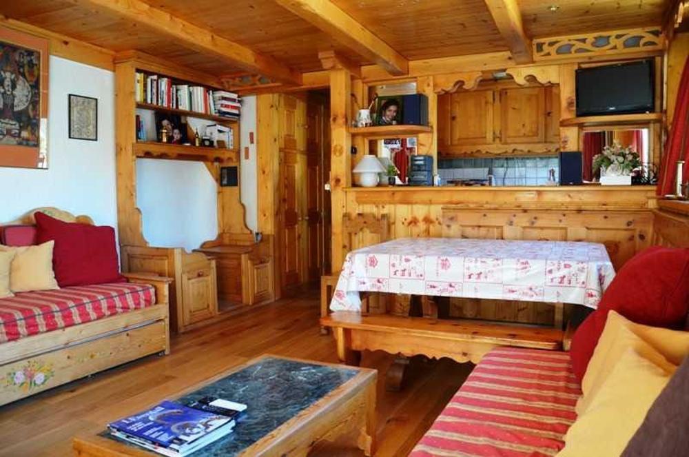Courchevel Savoie Apartment Bild 3462786