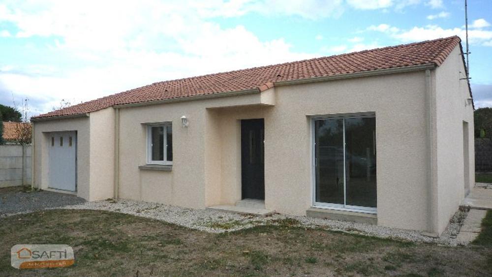 Landeronde Vendée Haus Bild 3458228