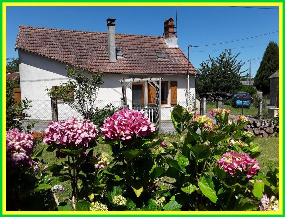 Aigurande Indre dorpshuis foto 3435034