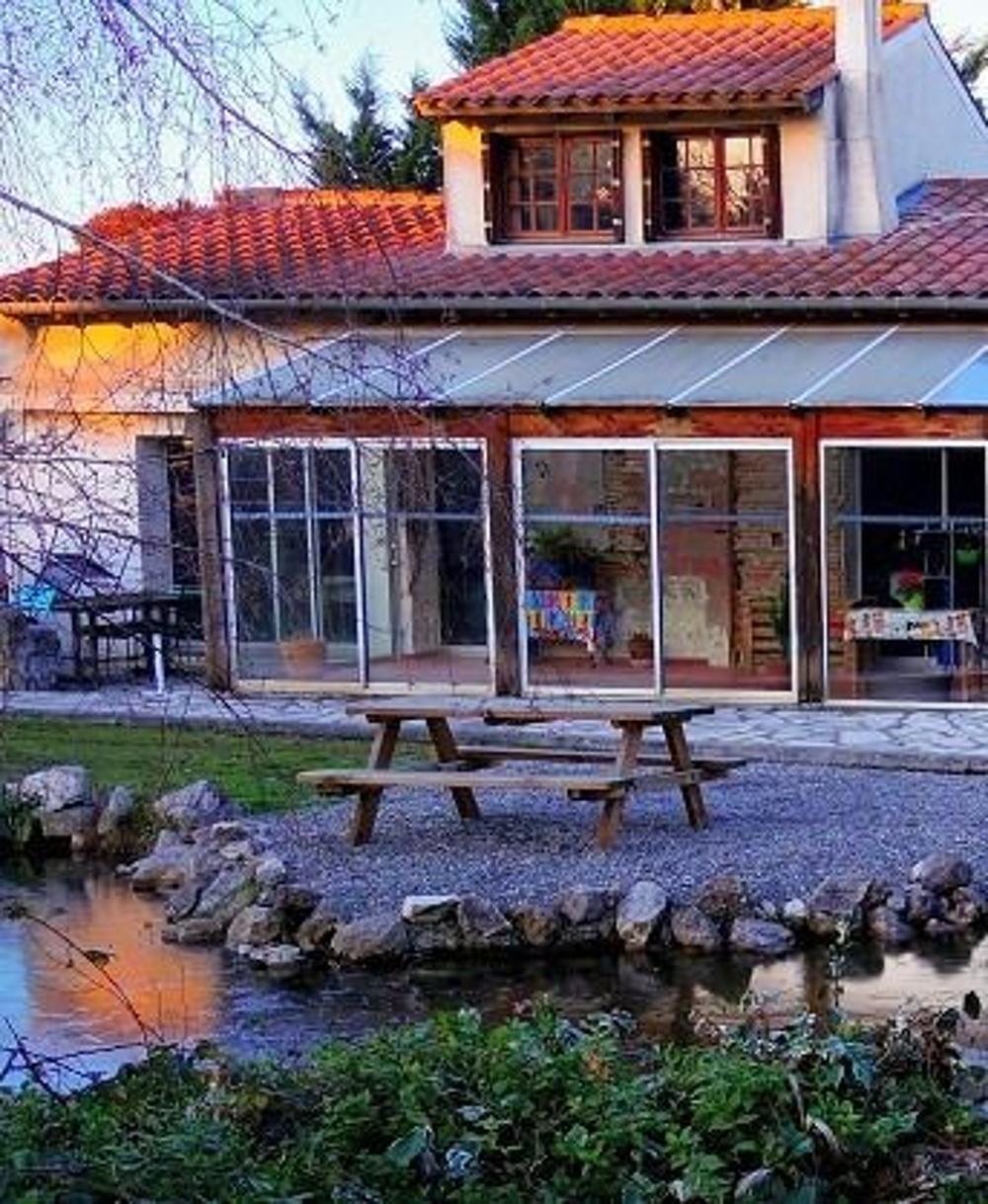 Bérat Haute-Garonne Haus Bild 3461062