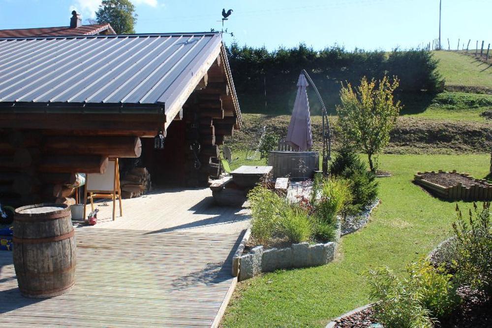 La Pesse Jura Haus Bild 3457375