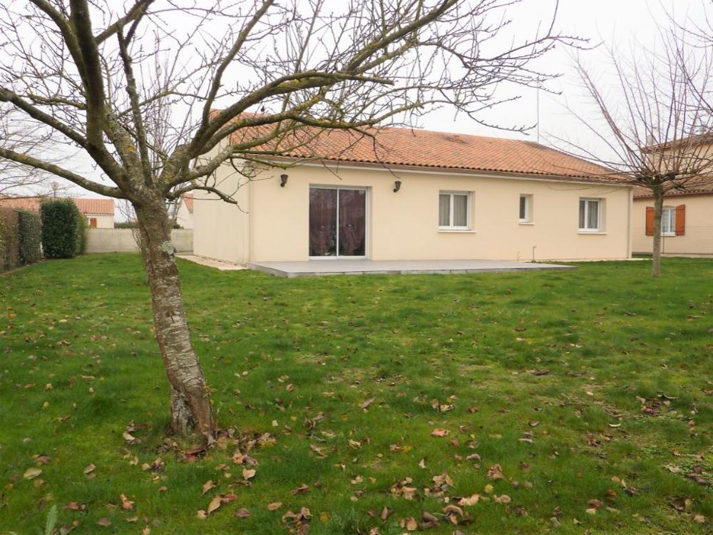 Jaunay-Clan Vienne Haus Bild 3444238