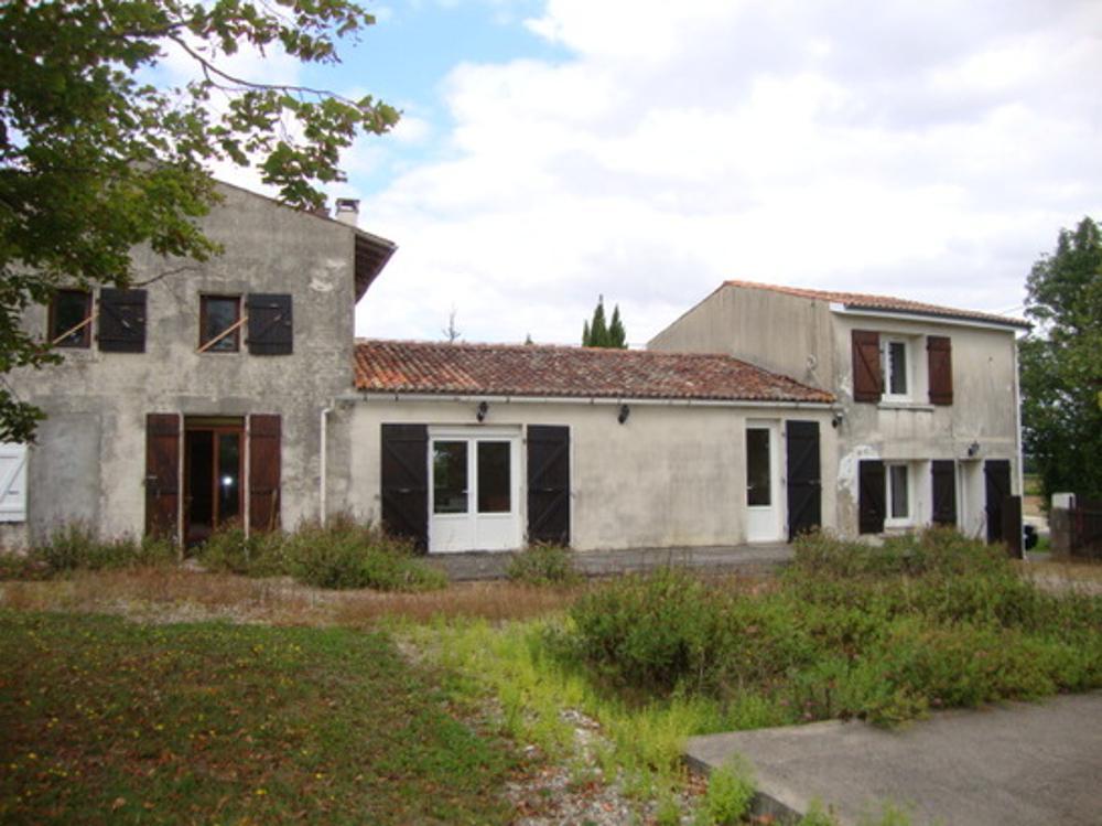 Asnières-la-Giraud Charente-Maritime Haus Bild 3472036