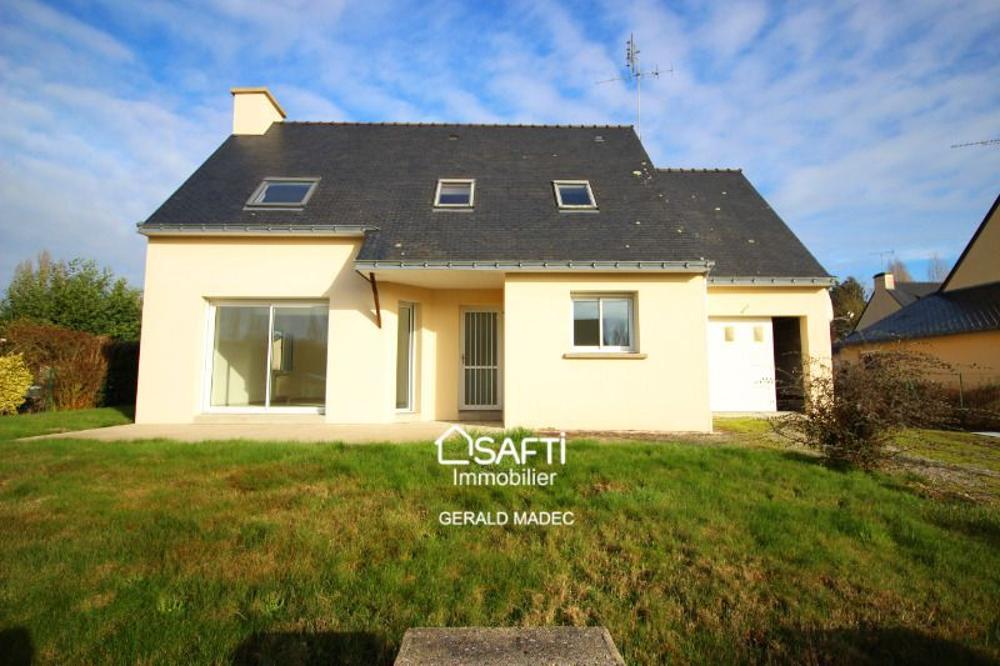 à vendre maison Muzillac Bretagne 1