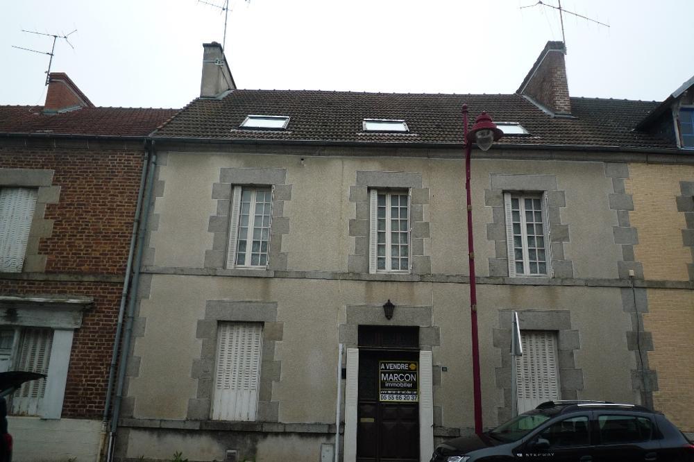 Lavaveix-les-Mines Creuse Haus Bild 3446714