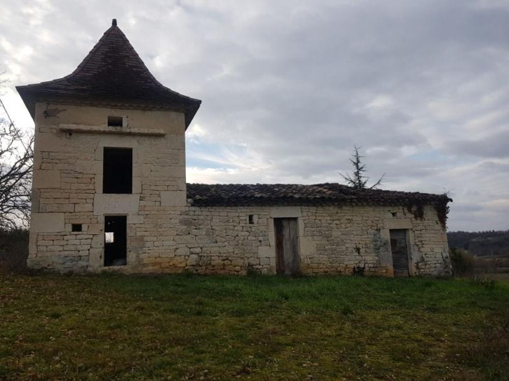 Villesèque Lot Haus Bild 3467969