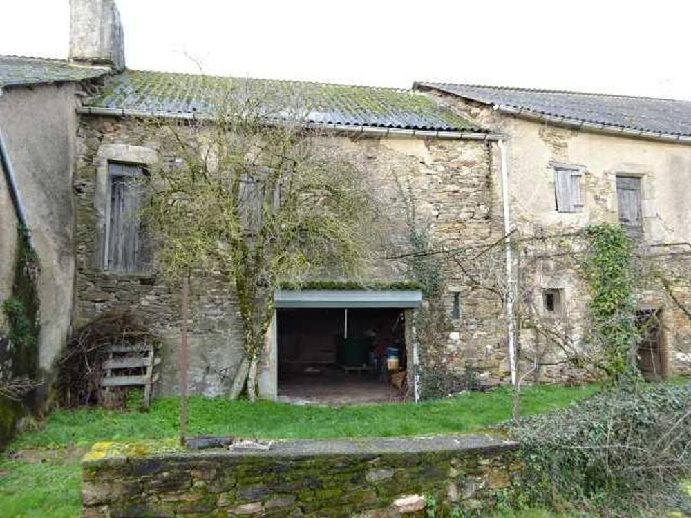 Sauveterre-de-Rouergue Aveyron schuur foto 3480950