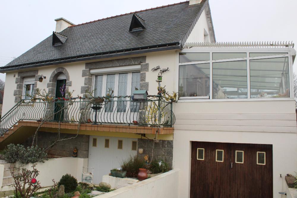 Pluméliau Morbihan Haus Bild 3446898