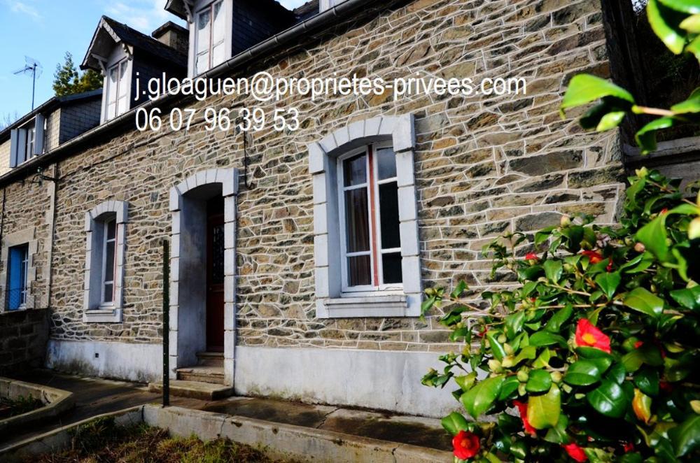 Tréguier Côtes-d'Armor Haus Bild 3447231
