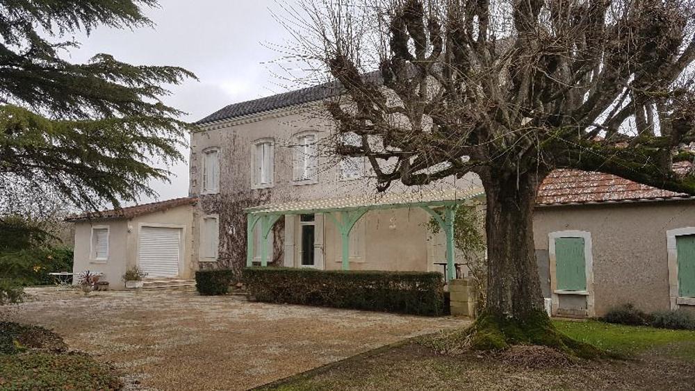 Saint-Pierre-de-Maillé Vienne Haus Bild 3467348