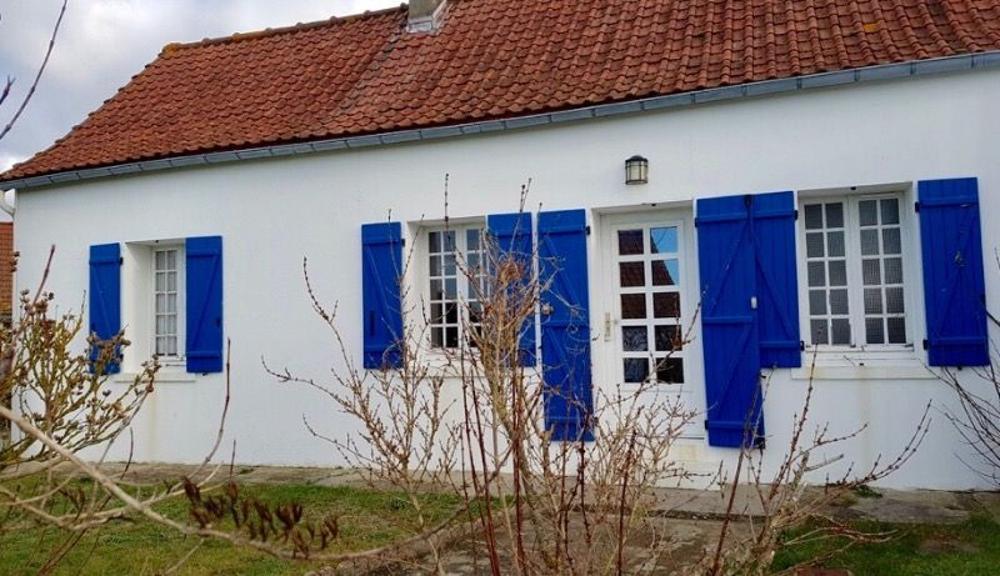 Le Crotoy Somme Haus Bild 3467112