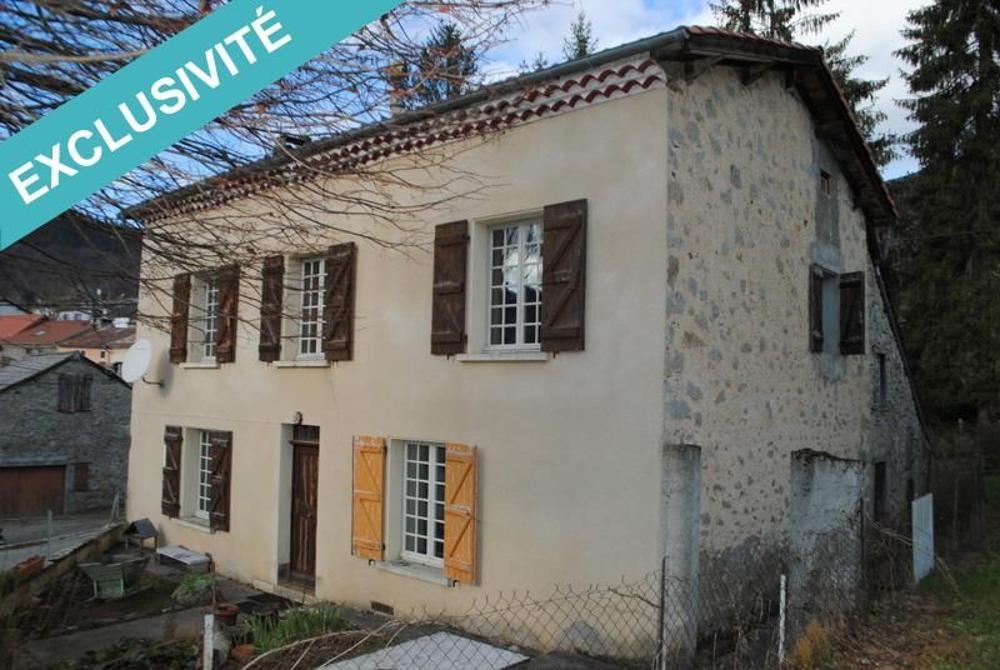 Soulan Ariège huis foto 3467140