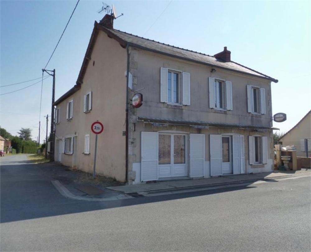 Lignerolles Allier dorpshuis foto 3514803