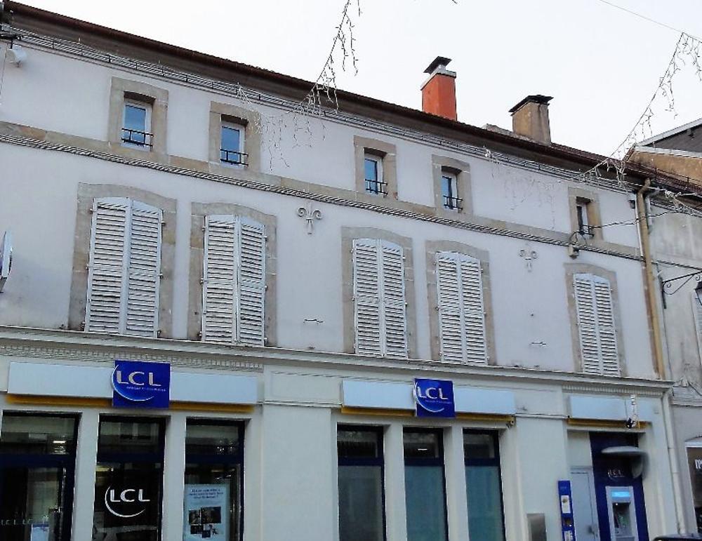 Remiremont Vosges Apartment Bild 3462253