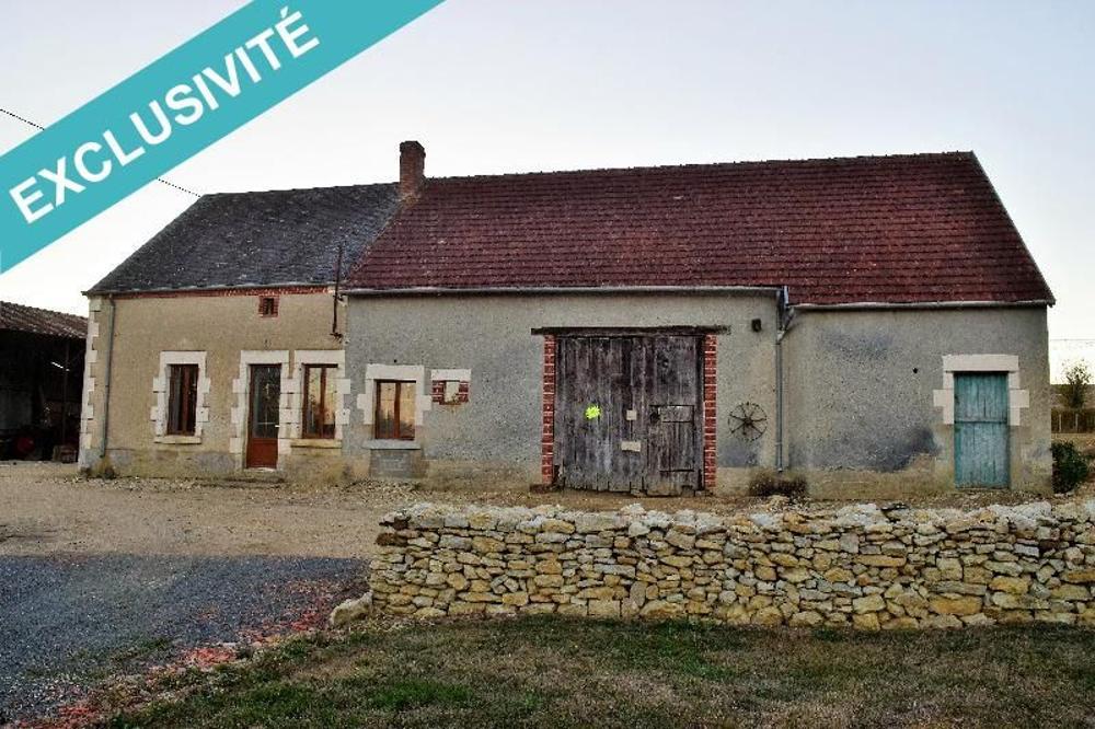 Neuvy-Deux-Clochers Cher Haus Bild 3467260