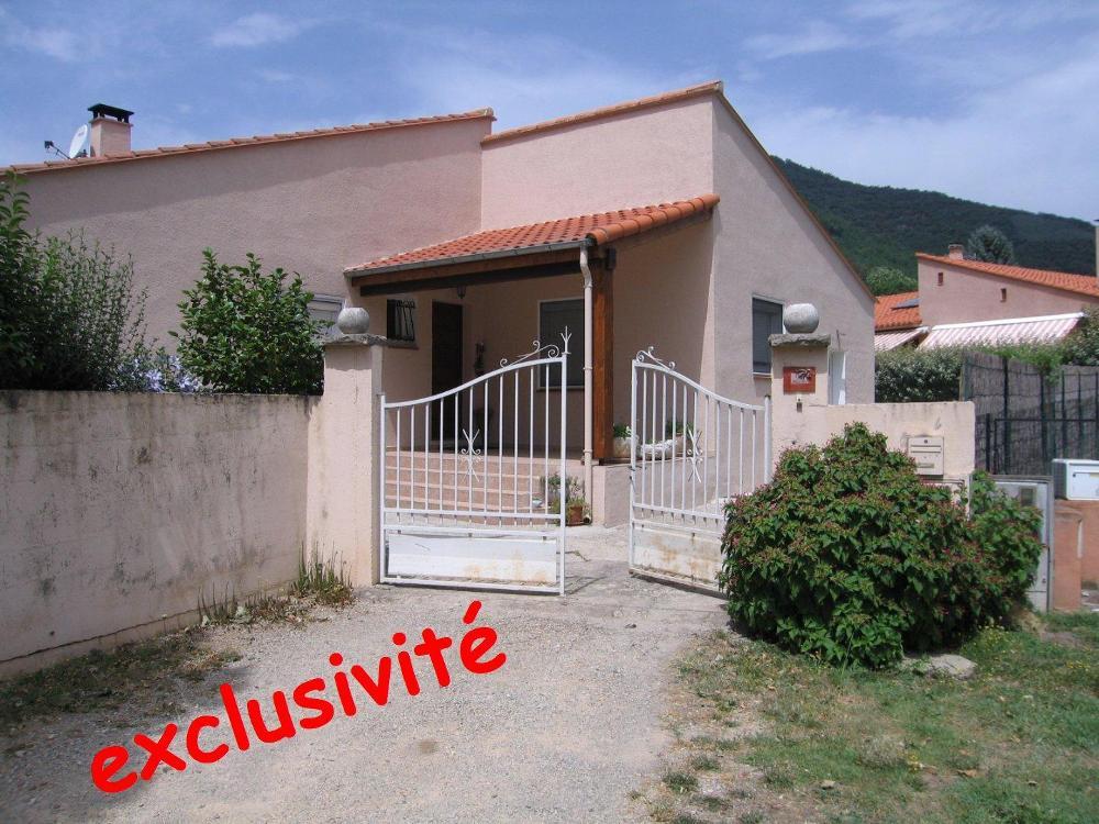 Arles-sur-Tech Pyrénées-Orientales Haus Bild 3522269