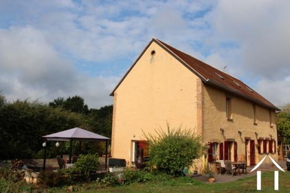 Saint-Fargeau Yonne Landgut Bild 3477589